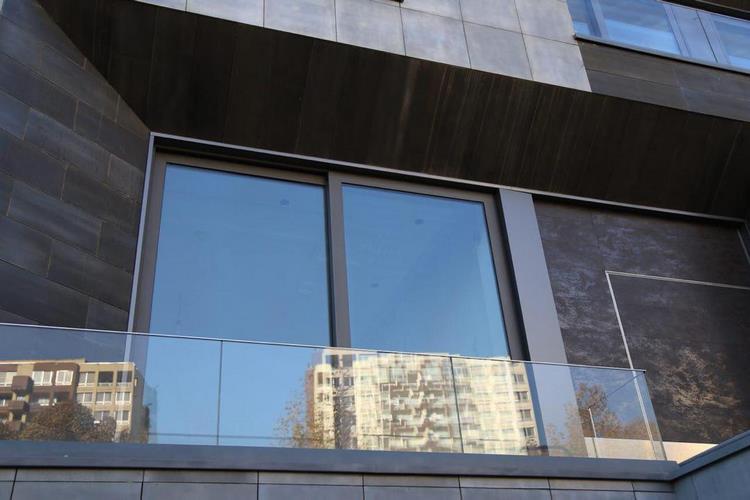 پنجره الومینیومی ، پنجره ترمال بریک ، پنجره کشویی